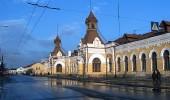Rafting im Ural: Silwa-Fluß 3 Tage / 2 Nächte
