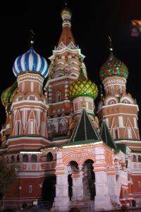 Moskau, Transsib, Baikal – Reisebericht von Ursula und Stefan Uhlig