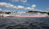 Flusskreuzfahrt Moskau - St. Petersburg mit 5***** Schiff MSTISLAV ROSTROPOVICH