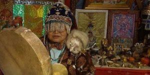 Schamane Mongolei