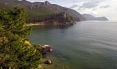 Alte Baikalbahn - Die alte Trasse entlang des Baikalsees