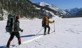 Skitour im Khamar-Daban-Gebirge (Sibirien)