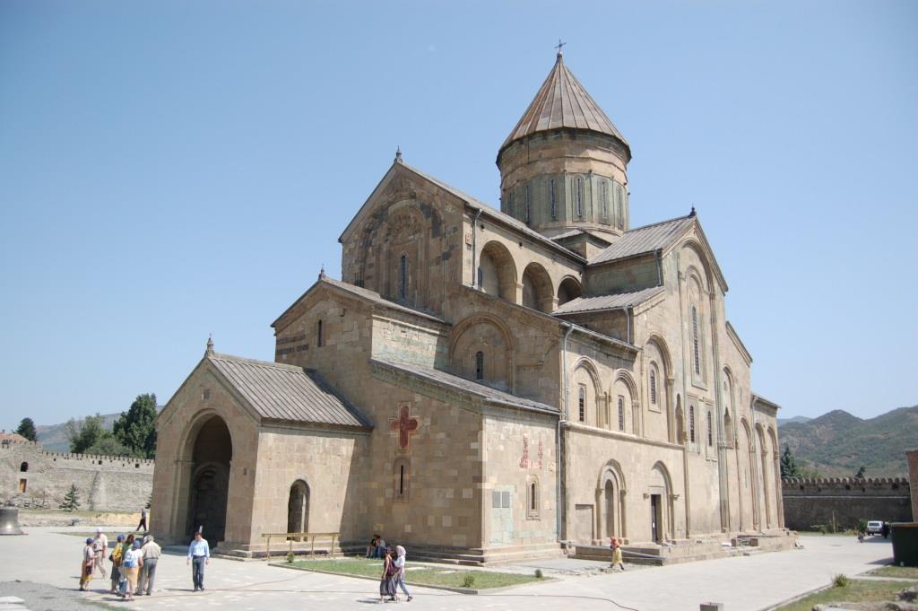 Svetizchoveli Kathedrale Go East Reisen