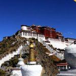 tibet potala palast