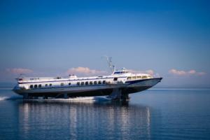 Schnellboot nach Olchon