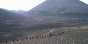 Kamtschatka Tolbachik Trekking