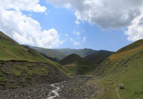 Trekking Aserbaidschan