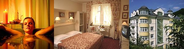 Aura Palace Hotel Karlsbad