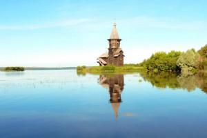 Uspenskaya Kirche, Karelien