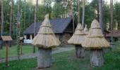 Kiev, Museumsdorf Ukrainske Selo