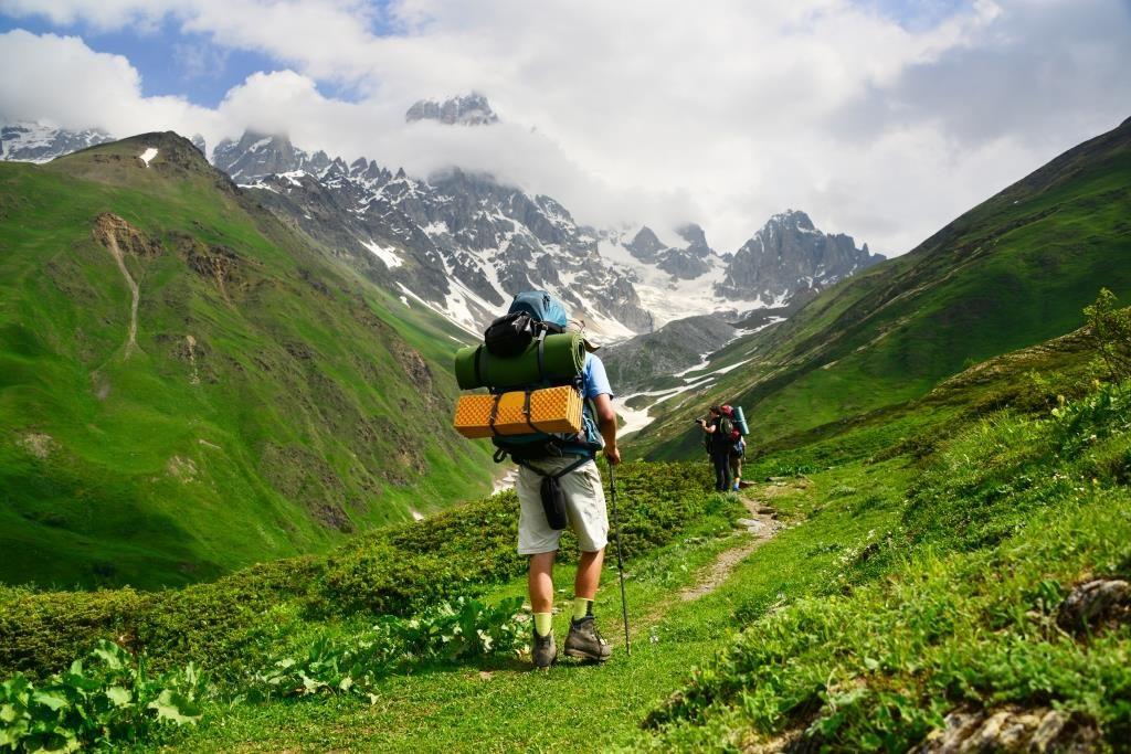 Wanderreise Swanetien Georgien