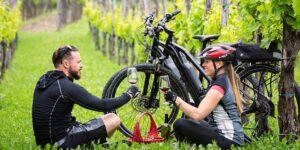 Slowenien Rad und Wein