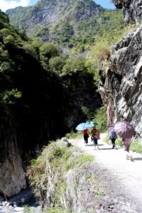 Baiyang Trail Taiwan