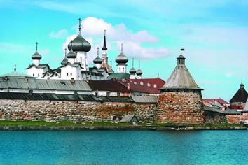 Solovki_Karelien Russland