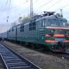 Lokomotive Transsbibirische Eisenbahn