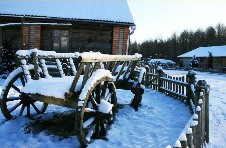 Dudutki Freilichtmuseum, Belarus