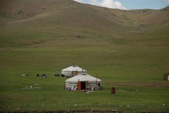 Familienurlaub in der Mongolei