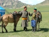 Mongolei Reiter