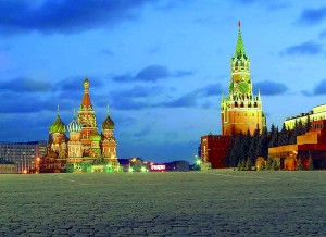 Moskau, Roter Platz
