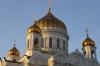 Russland, Moskau, Erlöserkathedrale