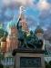 Moskau, Roter Platz, Basilius Kathedrale