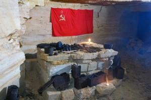 Partisanenmuseum in Odessa