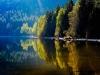 Herbstlandschaft Rumänien