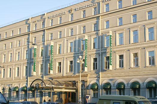 Hotel Oktjabrskaja St Petersburg