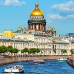 St. Petersburg, Venedig des Nordens