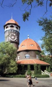Swetlogorsk (Rauschen), Wasserturm