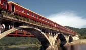 Zarengold-Sonderzugreise: Auf der Transsibirischen Eisenbahn von Moskau nach Peking